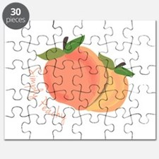 Simply Peachy Puzzle