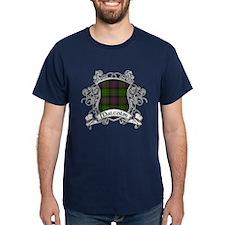 Malcolm Tartan Shield T-Shirt