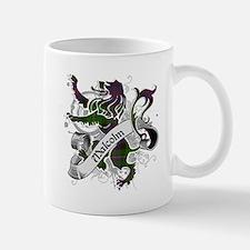Malcolm Tartan Lion Mug