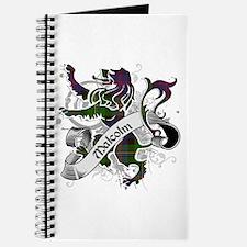 Malcolm Tartan Lion Journal