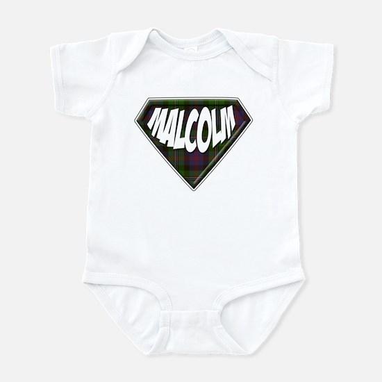 Malcolm Superhero Infant Bodysuit