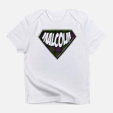 Malcolm Superhero Infant T-Shirt