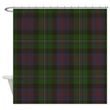 Malcolm Tartan Shower Curtain
