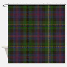 Malcolm Tartan Shower Curtain
