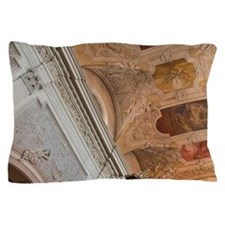 Upper Parish church (aka Obere Pfarre) Pillow Case