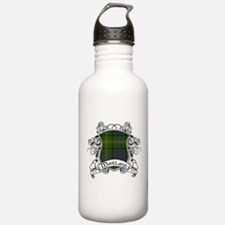Maitland Tartan Shield Water Bottle