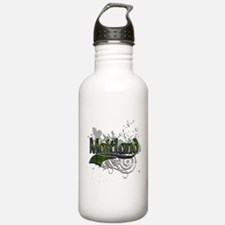 Maitland Tartan Grunge Water Bottle