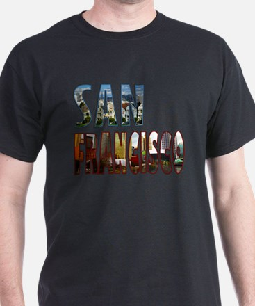 Cute Painted ladies san francisco T-Shirt