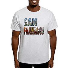 Cute Alcatraz the bay area T-Shirt