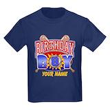 8th birthday Kids T-shirts (Dark)