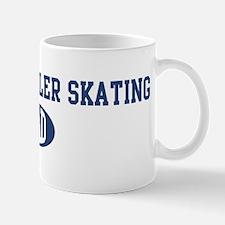 Artistic Roller Skating dad Mug