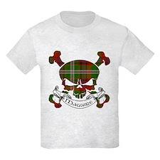 Maguire Tartan Skull T-Shirt