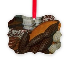 Germany, Bavaria, sausages for sa Ornament