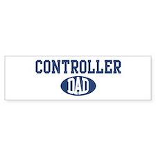 Controller dad Bumper Bumper Sticker