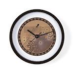 Uss Perseus Wall Clock