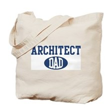 Architect dad Tote Bag