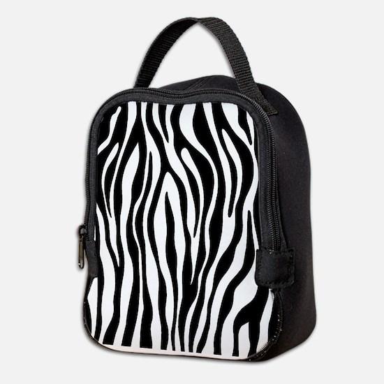 Funny Animal print Neoprene Lunch Bag