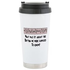Unique Nurse instructor Travel Mug