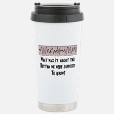 Unique Telemetry Travel Mug