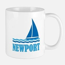 Sail Newport Mugs