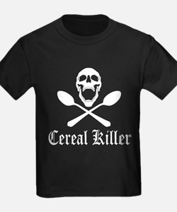 Funny Cereal Killer TShirt T-Shirt