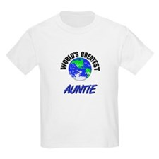 World's Greatest AUNTIE T-Shirt