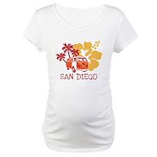 San Diego Hippie Surf Bus Shirt