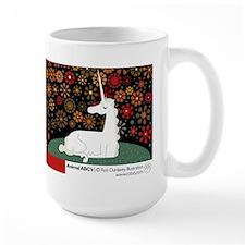 Animal ABCs: U_mug Mugs
