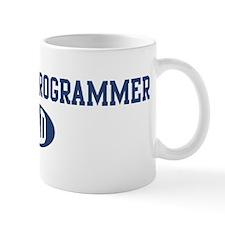 Computer Programmer dad Mug