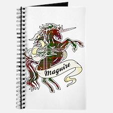 Maguire Unicorn Journal