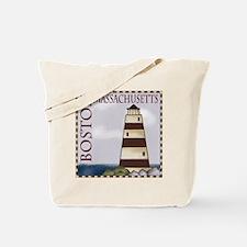 Boston Massachusetts Tote Bag