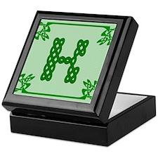 Unique Celtic k Keepsake Box