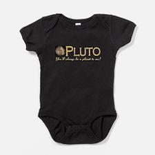 Cute Stargazing Baby Bodysuit