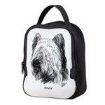 Briard Neoprene Lunch Bag
