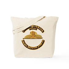 Israel - Miniature Golani Warrior Pin Tote Bag