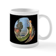 Mavis Vivadou Art Deco June Lady Small Mugs