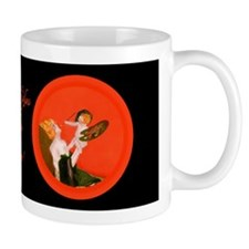 Mavis Vivadou Art Deco Wish You Were Here Mug