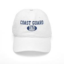 Coast Guard dad Baseball Cap