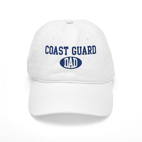 Coast Guard dad Cap