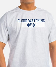 Cloud Watching dad T-Shirt