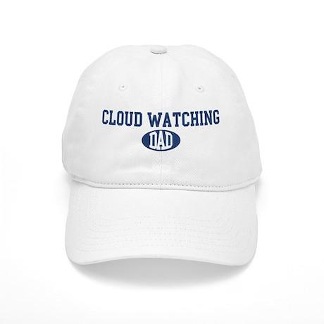 Cloud Watching dad Cap