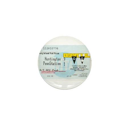 Huntington, N.Y. Mini Button (100 pack)