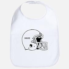 Customize a Football Helmet Bib
