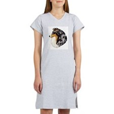 Shetland Sheepdog Women's Nightshirt