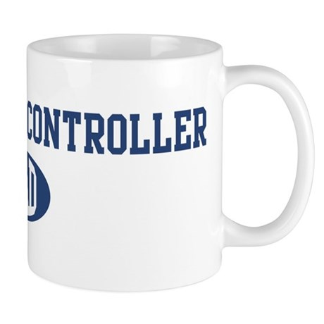 Air Traffic Controller dad Mug