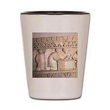 Romano-German Period. Relief showing Ta Shot Glass