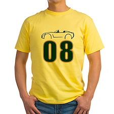 SkyGreenTan08 T-Shirt