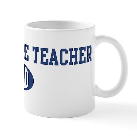 Agriculture Teacher dad Mug
