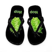 Hop Hop! Beer Lover's Flip Flops