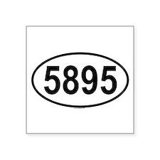 5895 Sticker